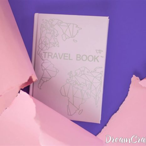 Travel Book Travel Book - pink7