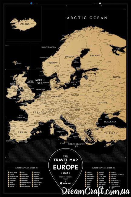 travel map europe 0002