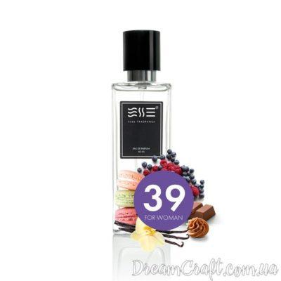 Парфюм ESSE fragrance 39 60 ml