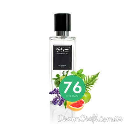 Парфюм MAN ESSE fragrance 76 60 ml