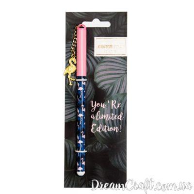 Ручка кулькова «Flamingo»