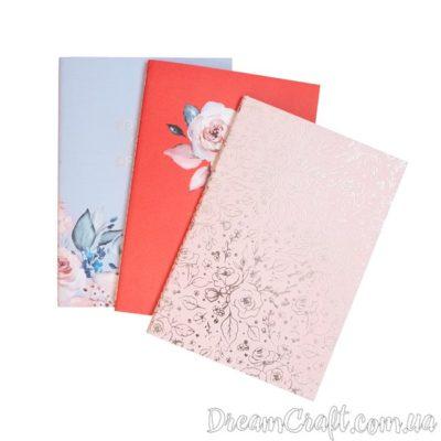 НАБОР ТЕТРАДОК Floral (3шт)