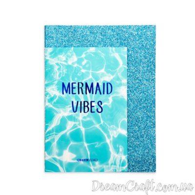 Набір зошитів «Mermaid»