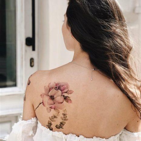 Временные тату татуировки Arley Sign 08007