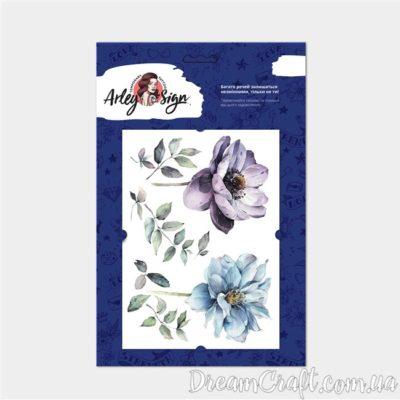 Тату A.Sign 6019 Літні квіти А5
