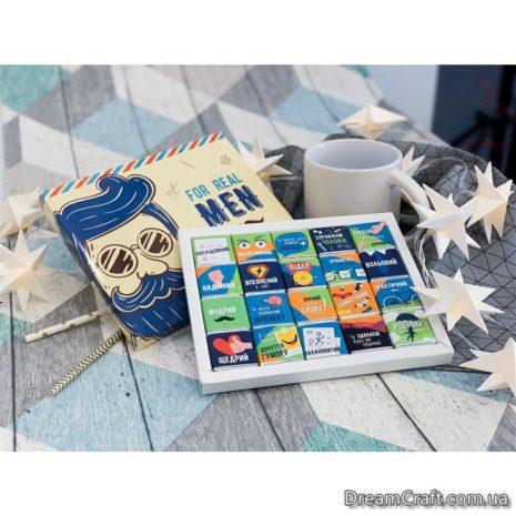 Шоколад подарок наборы 043