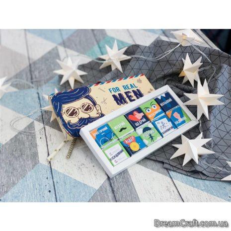 Шоколад подарок наборы Papadesign 010
