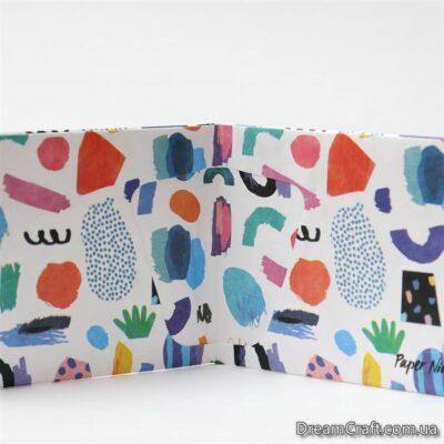 Кошелек Paper Ninja, «Разноцветный»