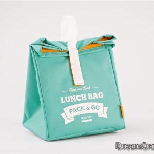 Термо-сумка L мятний (LB206)
