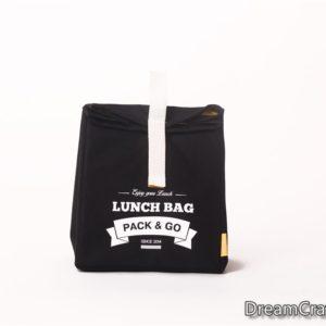 Термо-сумка L чорний  (LB208)