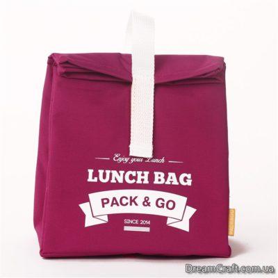 Термо-сумка L ягідний (LB210)