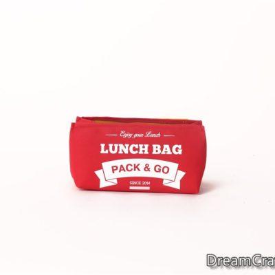 Термо-сумка S червоний (LB401)