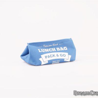 Термо-сумка S блакитний (LB405)