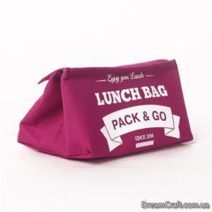 Термо-сумка S ягідний (LB410)