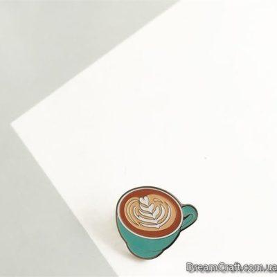 Значок Pin&Joy Чашечка кофе