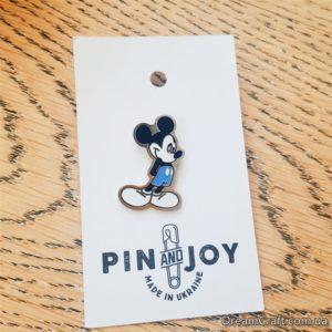 Значок Pin&Joy Mickey Mouse