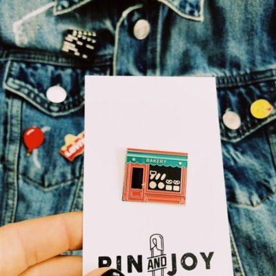 Значок Pin&Joy Пекарня BAKERY