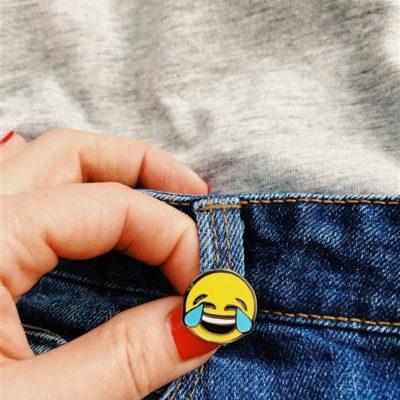 Значок Pin&Joy Emoji Smile