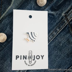 Значок Pin&Joy Рыбка