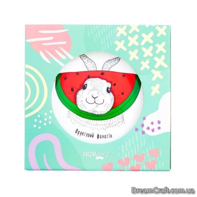 Тарелка Кролик зеленый