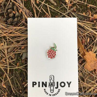 Значок Pin&Joy Малина