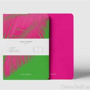 Зошит Daily Notes Palm