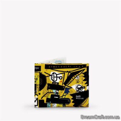 Кошелек Paper Ninja, «Graffiti»