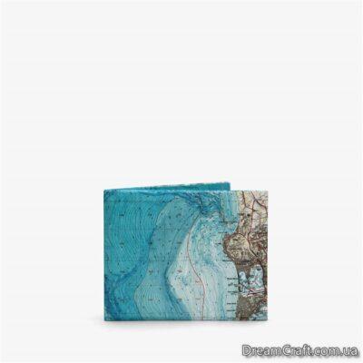 Кошелек Paper Ninja, «Map»