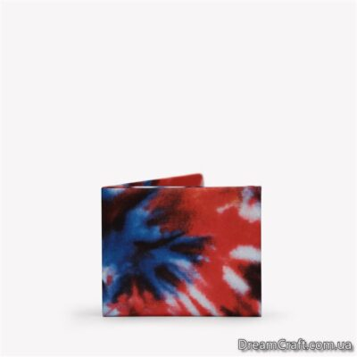 Кошелек Paper Ninja, «Tie Dye»