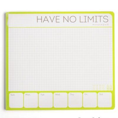 Блокнот «Have no limits (Англ)»