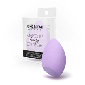 Спонж для нанесення макіяжу Makeup Beauty Sponge Lilac Joko Blend