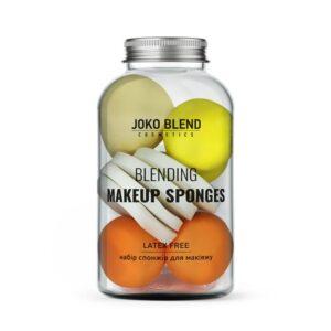 Набір спонжів для макіяжу Drop Blending Makeup Sponges Joko Blend