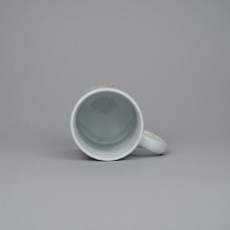 Чашка белая Крестная 330 мл