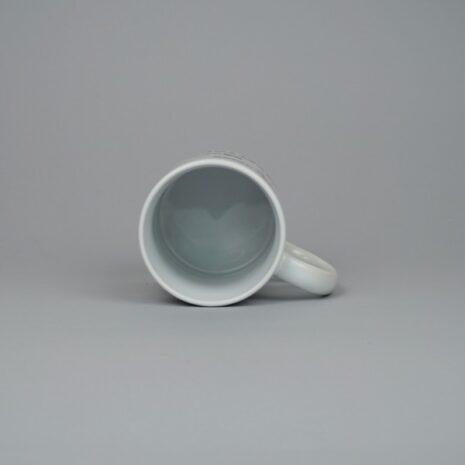 Чашка белая Крестный 330 мл