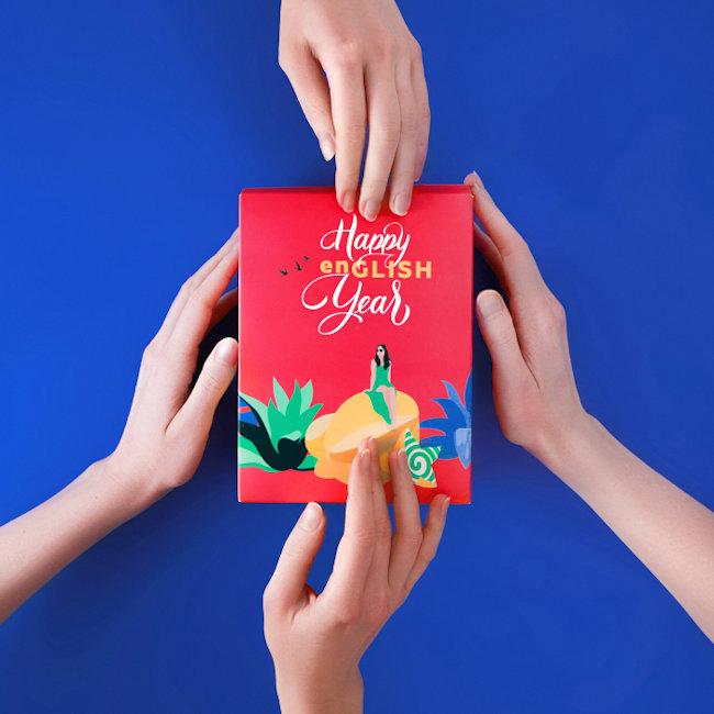 Календарь Happy English Year