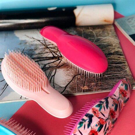 Массажная щётка для волос Exotic Flamingo Hair Brush Joko Blend