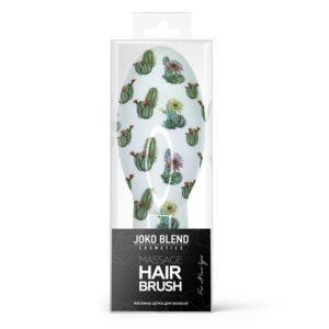 Массажная щётка для волос Mexican Cactus Hair Brush Joko Blend