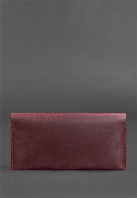 Тревел-кейс кожаный Journey 2.0 бордовый