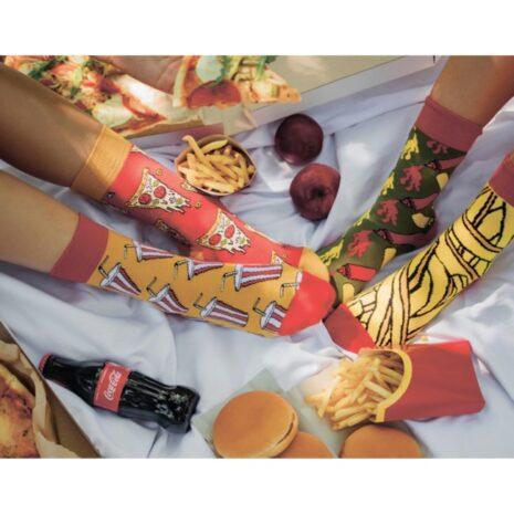 """Шкарпетки """"French Fries"""" (36-40)"""
