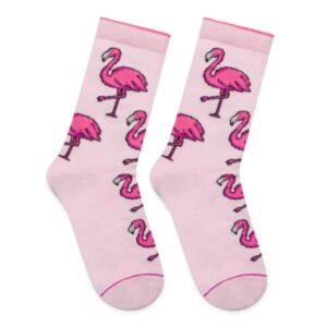 Носки Ded Noskar Flamingo 36-40