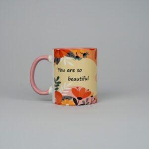 Чашка Flowers 330 мл