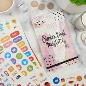 """Книга з наклейками стикербук """"Sticker Book MriyTaDiy 2"""""""