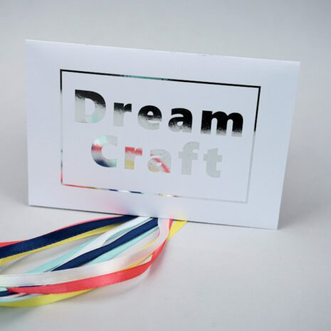 Подарочный сертификат DreamCraft 250