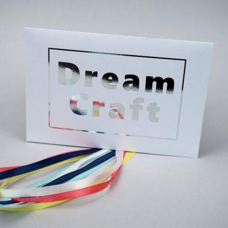 Подарочный сертификат DreamCraft 500