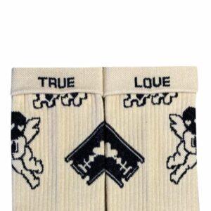 Носки Ded Noskar True Love Tattoo 36-40