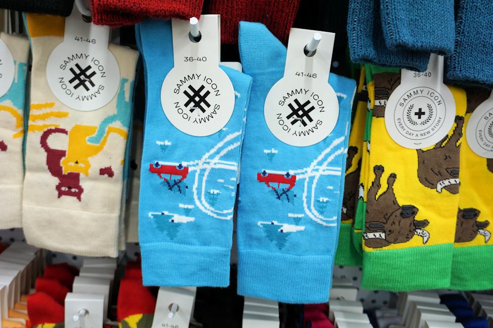 Носки на подарок