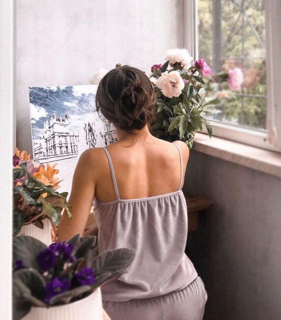 Картины по номерам Полтава