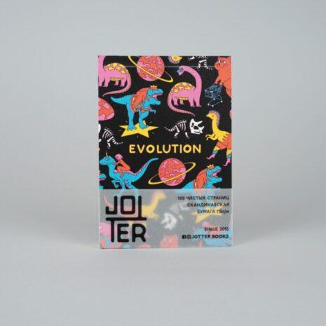 Скетчбук Jotter Evolution New A6 100 стр.
