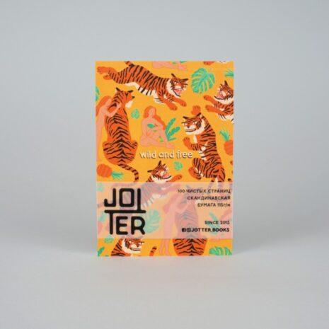 Скетчбук Jotter Wild and Free A6 100 стр.