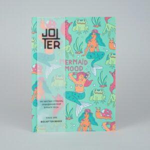 Скетчбук Jotter Mermaid Mood A5 130 стр.